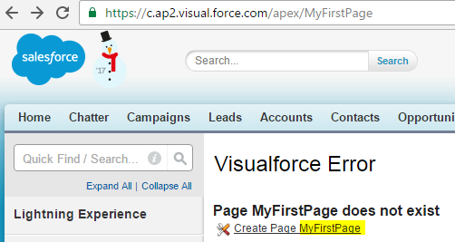 What is Visualforce - Salesforce CRM Online Training and